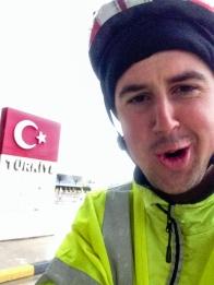 Turkish border