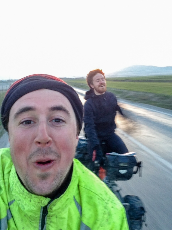 Life on the steppe